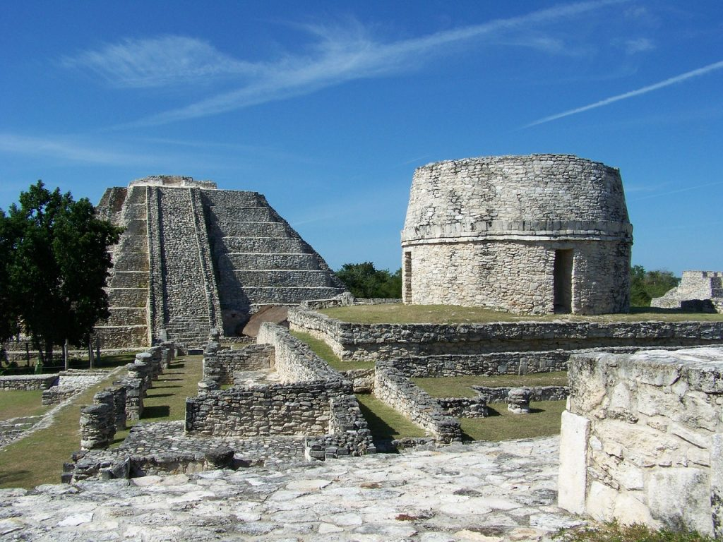 Astronomy Tower Maya