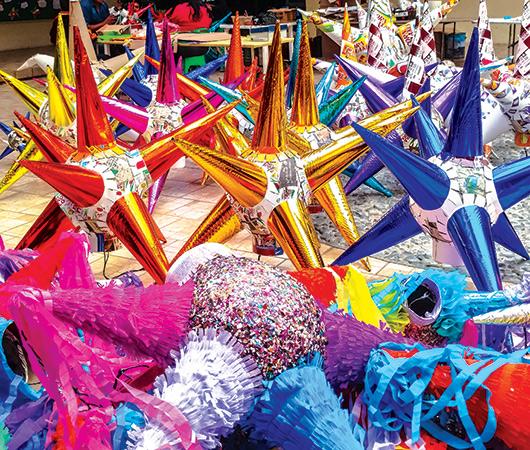 piñatas hand made