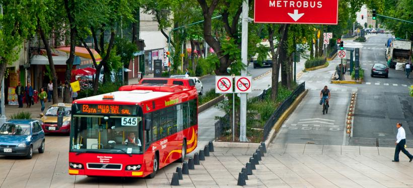 Public transportation in Mexico City
