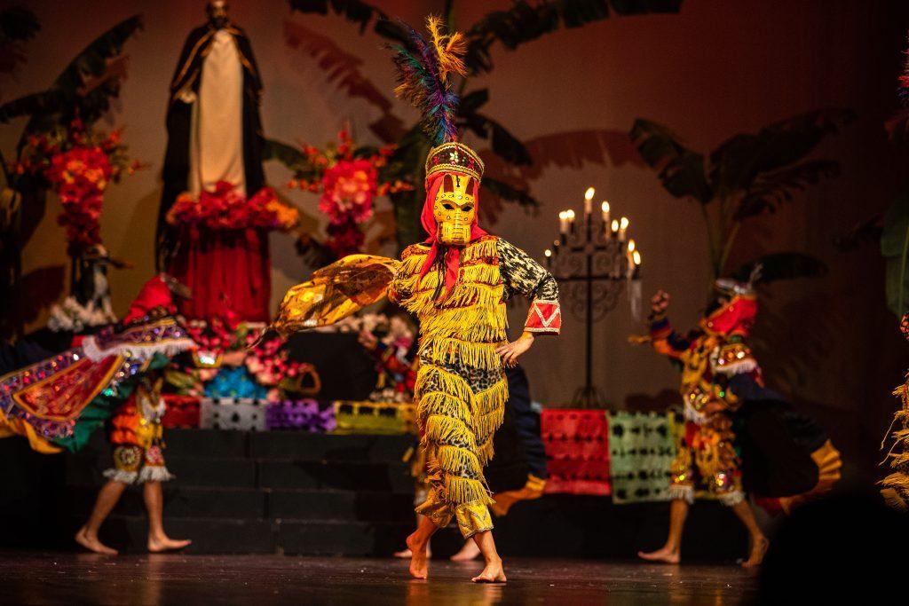 danza del venado en Guatemala