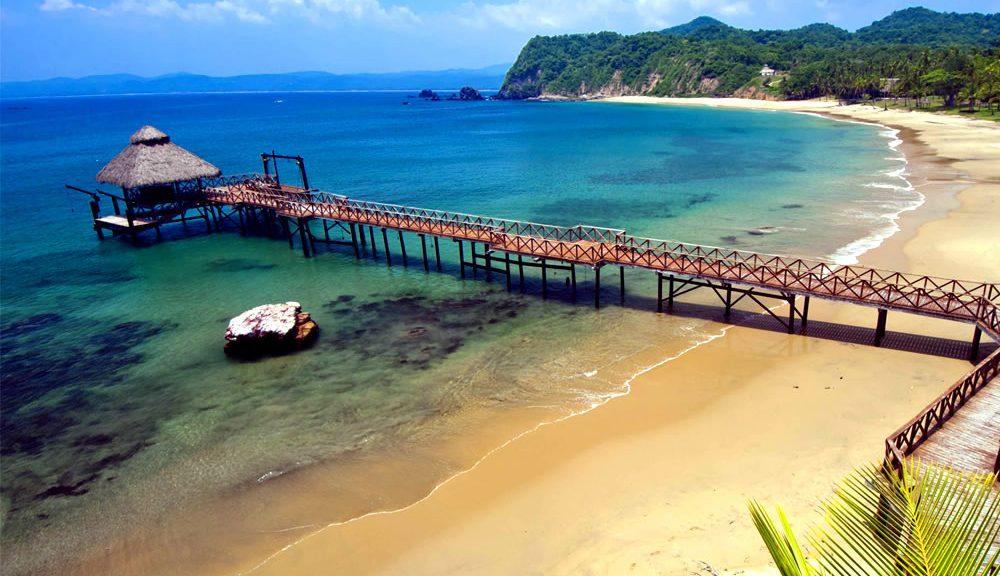 Bahía de Playa Tenacatita