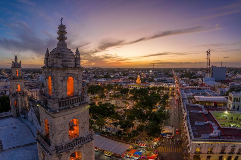 Mérida Yucatán México